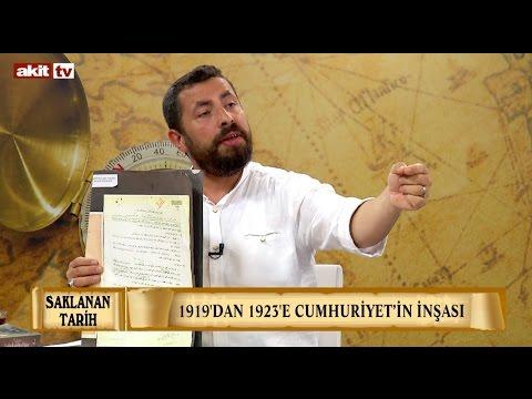 Saklanan Tarih 1919'dan 1923'e Cumhuriyet Tarihi