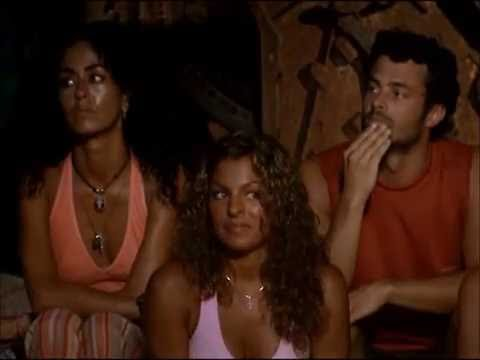 Survivor Palau - The Jury vs Katie Gallagher