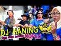 DJ HANING - LAGU DAYAK VERSI  DANGDUT KOPLO VIRAL TERBARU || PUTRA BINTANG MUDA