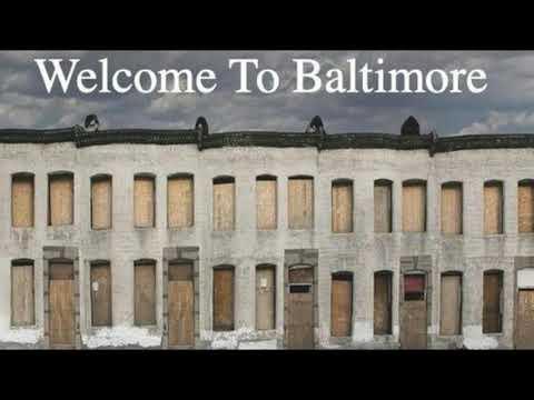 Exodus: Baltimore Sees Biggest Population Drop Since 2001