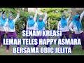 Lemah Teles Happy Asmara Kowe mbelok ngiwo nengen tanpo nguwasne mburi | Senam Lemah Teles
