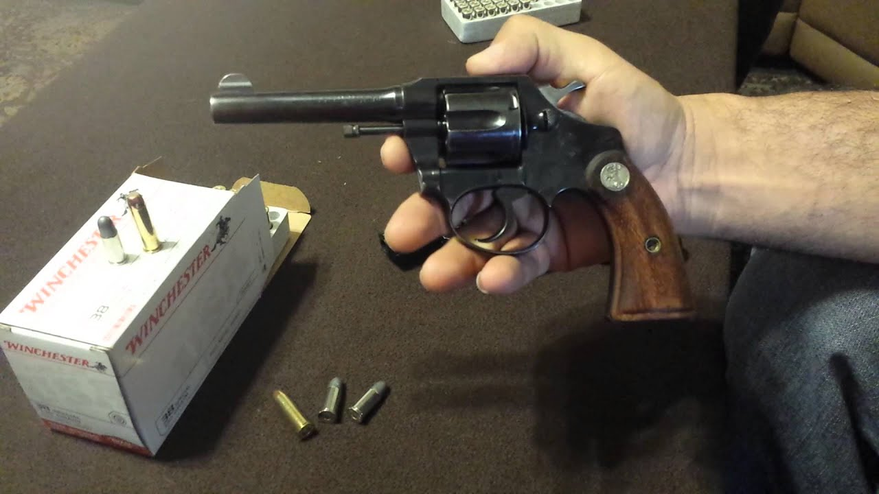 Colt police positive revolver 38 special youtube colt police positive revolver 38 special altavistaventures Images