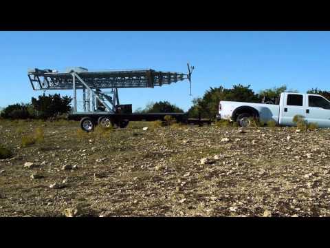 Solaris Technologies ToughTower - Rapid Deployment Site-on-Wheels
