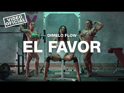 Dimelo Flow – El Favor ft. Nicky Jam, Farruko, Sech, Zion, Lunay (Video Oficial)