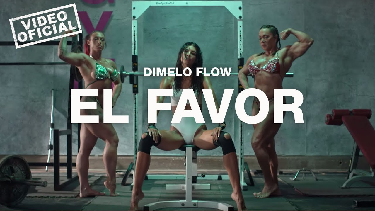 Dimelo Flow - El Favor ft. Nicky Jam, Farruko, Sech, Zion, Lunay (Video Oficial)