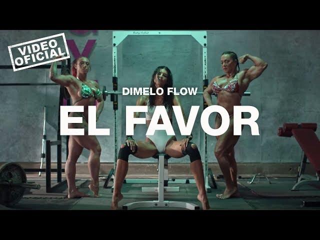 Dimelo Flow - El Favor ft. Nicky Jam, Farruko, Sech, Zion, Lunay (Video Oficial)