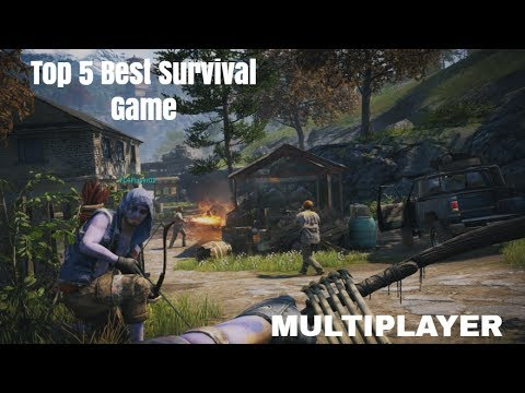 top 5 best survival steam games for stream like pubg