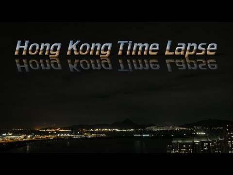 Shenzhen Airport & Hong Kong Airport Time-Lapse