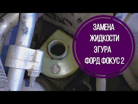 Замена жидкости ЭГУРа Форд Фокус 2