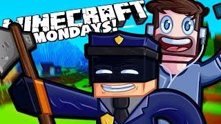 THE ROAST OF SPEEDY! - MINECRAFT MONDAYS with The Crew! (Episode 6)
