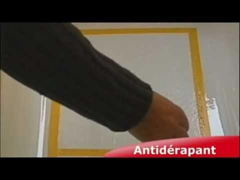 antid rapant pour la s curit dans la salle de bain youtube. Black Bedroom Furniture Sets. Home Design Ideas
