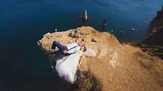 Крым Свадебные панорамные морские фото