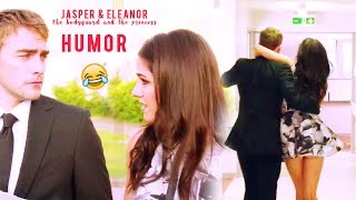 Jasper and Eleanor- The Bodyguard and The princess (Humor-ish)