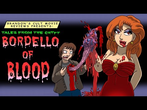 Brandon's Cult Movie Reviews: Bordello Of Blood (REUPLOAD)