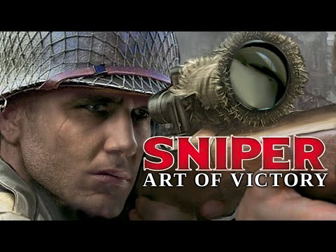 Sniper: Art of Victory - Ending (Final Mission) |