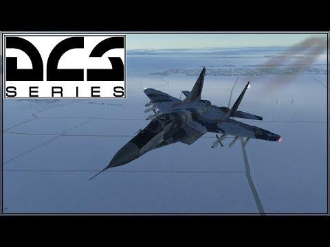 DCS 1.5 - MiG-29 - Online Play - IR Attacker
