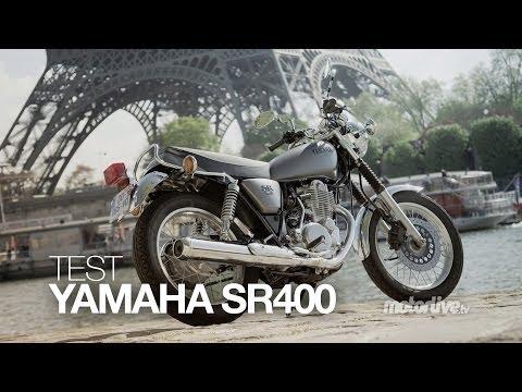 TEST | YAMAHA SR400, le retour aux sources !