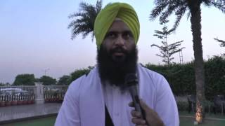 NEWS  19_05_16 BHAI HARJINDER SINGH JI MAJHI ASSASSINATION ATTEMPT ON DHADRIANWALE