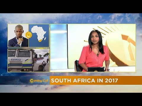 'South Africa has experienced annual average decline over 10 years'- Ibrahim Index [The Morning…