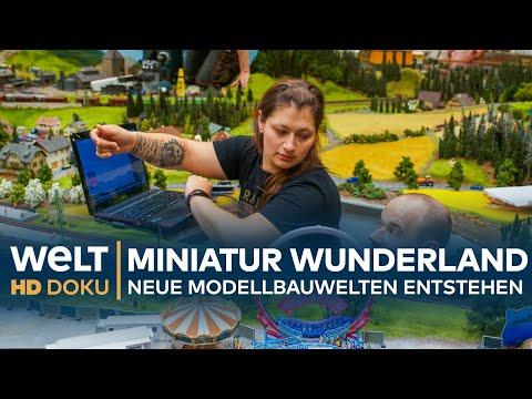 Großbaustelle MINIATUR WUNDERLAND - Neue Modellbauwelten entstehen | HD Doku