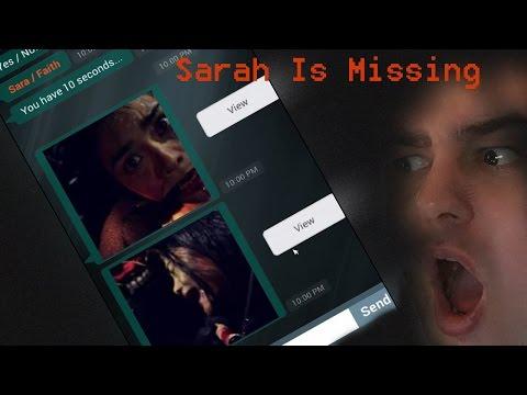 Daz Plays Sarah Is Missing