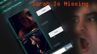 Daz Plays Sarah Is Missing