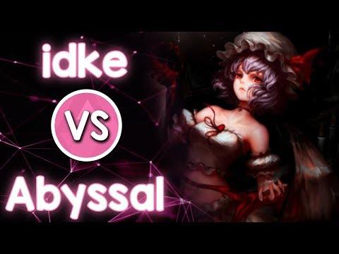 🇺🇸 idke vs Abyssal 🇪🇪 Yomi yori Kikoyu, Koukoku no Tou