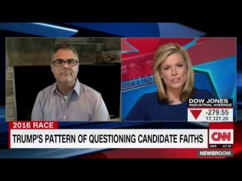 CNN Interview with Michael Anthony, Godfactor.com Founder