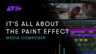 Online Learning — Media Composer: It's all about the Paint Effect