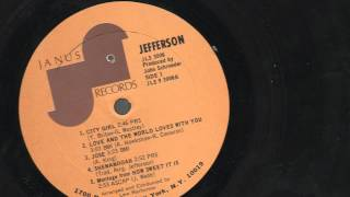 Jefferson   Give A Little Love 1969 baby take me in your arms Geoff Turton