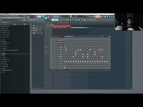 Zaytoven Style Drums in FL Studio - Tee Grizzley and Detroit Trap