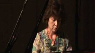 "noriko kose piano live  ""Up in the full of stars"""