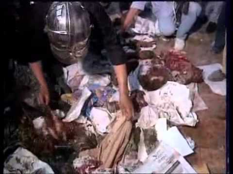 Algerie - Premiere Crime de FIS اول جريمة للجبهة الاسلامية الجزائر