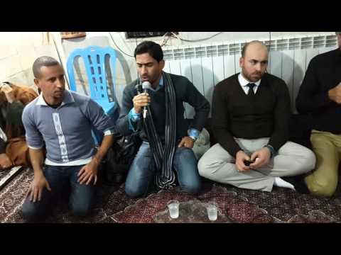 المداح عبد الباسط والمداح حسن في احد مساجد كوردستان