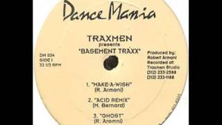 Mini mix Techno retro 90 vol3 Spokesman - Drax - Traxmen - Steve Bicknell