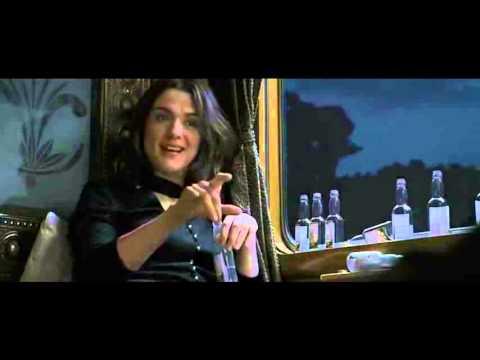 The Brothers Bloom - Rachel Weisz drunk