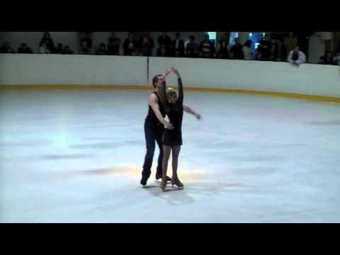 Victorine Luron-Michal Zych hurts illuminated