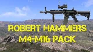 Arma 3 Mod Review - RH M16/M4 Weapons Pack