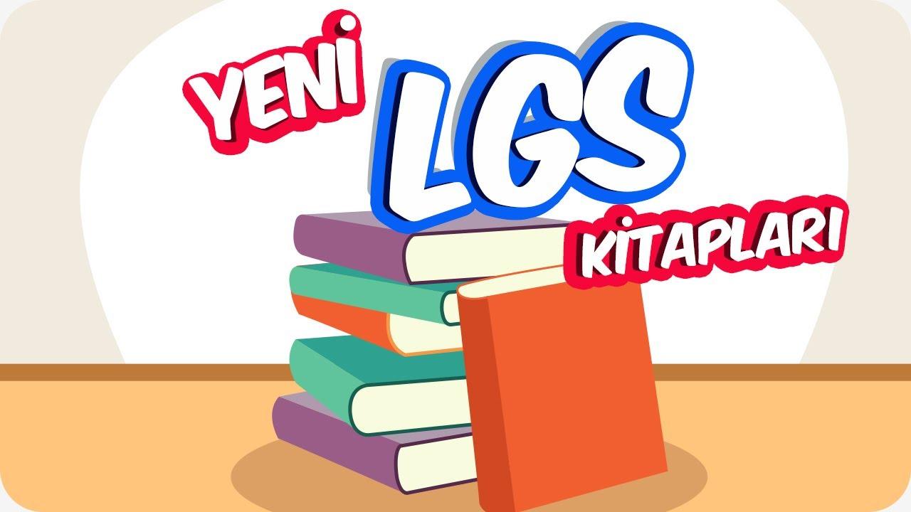 Yeni LGS Kitapları ÇIKTI!