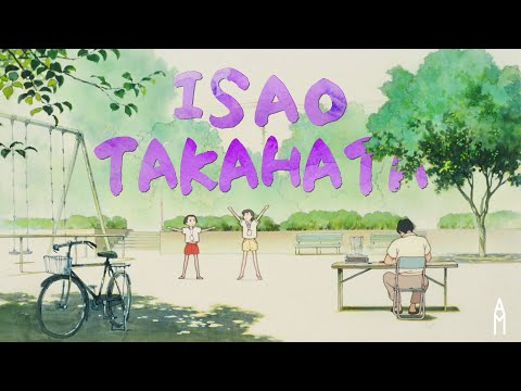 Isao Takahata  Animating Reality