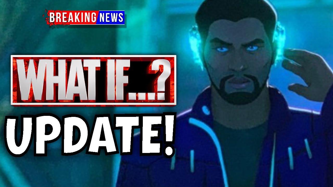 LEAK - Marvel What If Update - Plot Details Revealed? Disney Series News