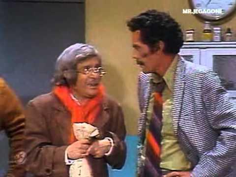 Chespirito El Doctor Chapatin 1973 Intercambio De Peso Youtube