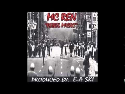 MC Ren - Rebel Music (Prod.by E-A-Ski)