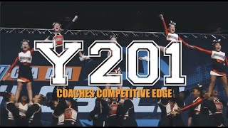 Y201 | COACHES COMPETITIVE EDGE