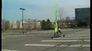 Landsailing Trike (parking lot sailing)1999
