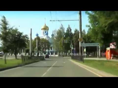 Смоленск 2015г Автомобильная экскурсия по центральным улицам города