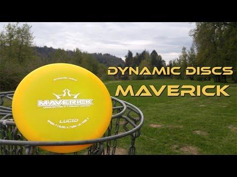 Dynamic Discs Maverick Disc Golf Disc Review - Disc Golf Nerd