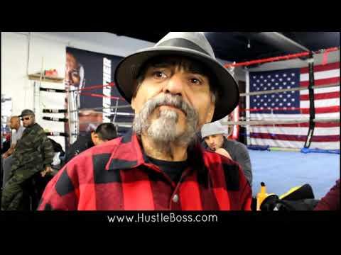 Ruben Guerrero on the comeback of his son Robert 'The Ghost' Guerrero