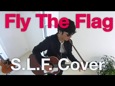 Fly The Flag / Stiff little fingers 【Roke】 Acoustic guitar cover (Gibson J-45) Lyrics 和訳 生音 Punk