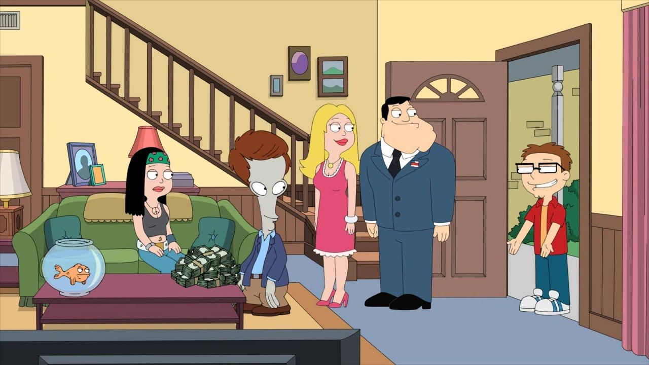 flirting with disaster american dad movie free youtube